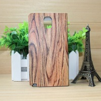 New Listing Buy Brand Luxury Antique Wood Protective Flip Cover For Samsung Galaxy Note III Note3 N9000 Phone Bag Cases