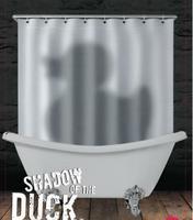 Shadow of the Duck Shower Curtain (Upgrade) bath bathroom bathtub Curtain Best decoration