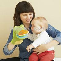 Christmas Promotion ! Baby Infant Toys Giraffe Safari Mirror Puppet Toy, Crocodile Giraffe Animal Kid Interactive Pretend Play