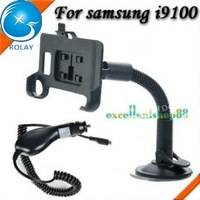 Free shipping Car Mount holder For Samsung Galaxy S2 i9100