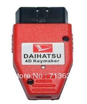 Daihatsu 4D key maker OBD auto car key programmer/key copy machine tool with free shipping