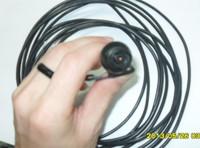 AV 3 mega-pixels HD car rearview camera ,back car camera ,car rearview system ,cctv camera,AV endoscope camera