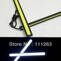 FreeShipping High Power Newest LED DRL 12V Daylight 12W 100% Waterproof Bumper Decorative Sticker Daytime Running Light