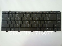 Black laptop keyboard for Dell Inspiron 1464 Series UM3 0JVT97 JVT97 Series US Keyboard