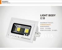 Corner LED Light 30W LED Foco FloodLight Flood Downlight Indoor Rectangular Rotary Licht 85~265V CE RoHS Warranty 2 years x 6pcs