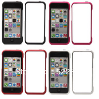New Aluminum Alloy Blade Metal Frame Bumper Case Universal use For iPhone5 5C 5S