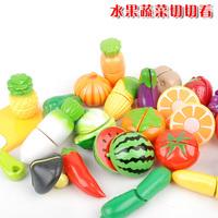 Joy fruit vs qieqie see artificial toys child puzzle