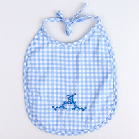 Child newborn baby bamboo fibre bib Indian fiber waterproof muffler scarf bib baby bibs