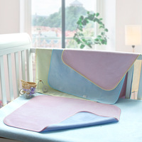 Baby changing mat waterproof super large baby bed pad anti-changing mattress thermal winter paragraph