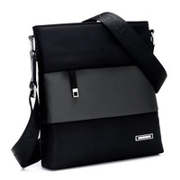 2013 hot fashion men bag patchwork shoulder bag Korean style men messenger bags casual oxford fabric briefcase free shipping