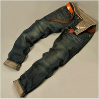 Hot Sale!!! NEW 2013 men's fashion jeans big sale autumn clothes new fashion brand  ZHJ351