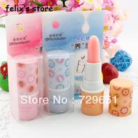 3PCS/Lot Free Shipping 3.5g Milk lip blam Makeup Lipstick Tools Lip Balm For Lip Care  H0997