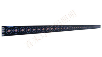 Lamp high power 12w 18w 24w 36 1w slitless led aluminum pcb led slitless aluminum sheet 960mm