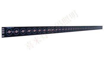 Lamp high power 12w 18w 24w 36 1w slitless led aluminum pcb led slitless aluminum sheet 960mm
