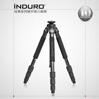 INDURO ct114 classic series stable type carbon fiber tripod professional slr tripod