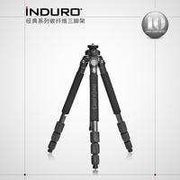 INDURO ct014 classic series stable type carbon fiber tripod professional slr tripod