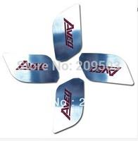 Stainless steel inner door bowl Cover patch for 2011 2012 2013 Chevrolet Aveo