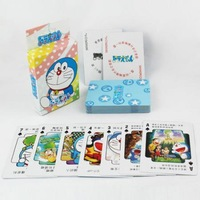 1(pack) x New Anime Doraemon Characters Playing Cards Poker FREE SHIPPING to WORLDWIDE