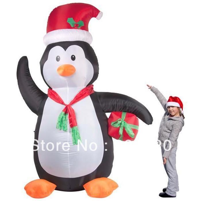 Popular Christmas Inflatable Penguin-Buy Popular Christmas Inflatable ...