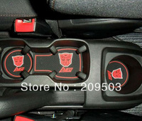 Gate slot pad car-cup mat/pad non-slip mat car accessories 8pcs/set for 2011 2012 2013 Chevrolet Aveo