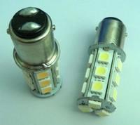 5 x BA15D 1142 1178 SMD LED bulb 18-5050 SMD LED,AC/DC 11~30V,White