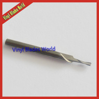 High precision 10pcs/lot 3.175*1.5*6mm 2 Flutes Micro End Mill, Spiral Cutter Tools, Carbide CNC Router Bit, Wood Tools Bits