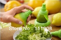 Free shipping 1set=2pcs DIY Natural Fruit juice Creative Citrus Fruit Sprayer as fruit juicer as kitchen product AS SEEN ON TV