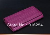 2013 New arrivals  multifunctional women lady wallet long design purse handbag free shipping