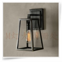 Fashion wall lamp personalized tieyi home balcony fashion lamp wall lights