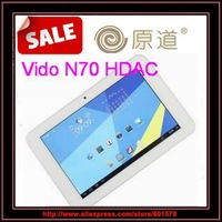 Yuandao Vido N70 Quad Core HDAC ATM7029 IPS screen,1GB RAM 16GB ROM 1280*800 WIFI Tablet PC HDMI Mini Pad Android 4.1 /Jessie