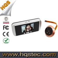door eye viewer support video message,voice alert