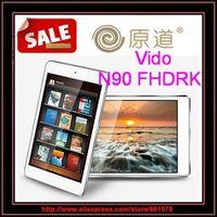 Yuandao Vido N90 FHD N90FHD Quadcore RK3188 9.7inch IPS Retina screen 2048x1536 Android 4.1 2GB RAM 16GB Bluetooth/Jessie