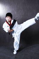 Lastfor1 dragon series taekwondo clothes diamond pattern thaiquan myfi child paragraph