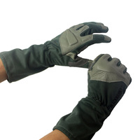 Anti skidding Military Tactical  Oversleeve Glove Motor Riding Cycling Camping Hiking Climbing Work Full Finger Gloves