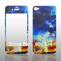 Promotional For Apple I4/4s Mobile Phone Screen Protectors With Beautiful Pattern