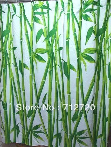 20170412&113148_Solid Bamboe Badkamer ~ Online kopen Wholesale bamboe douchegordijn uit China bamboe