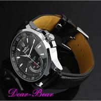 Winner  Calendar Men Automatic Mechanical Watches, 6 pcs/lot  Free shipping