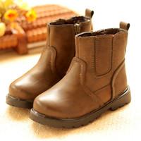 Ботинки для мальчиков Искусственная кожа