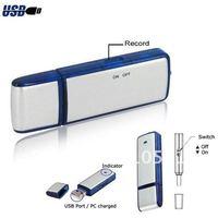 Singpore post  4GB Digital Voice Recorder II + USB Flash Memory Stick Drive