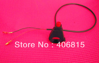 Start Kill Switch with 2 Wires  (Wire L=50cm)   Turbine switch for ATVs