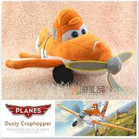 30cm Dusty planes Aircraft model plush toy Alloy Diecasts & Toy Vehicles Plush Toys Stuffed & Plush Animals Stuffed Animals 1pc