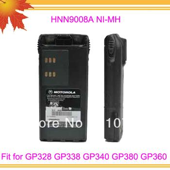 10pcs/lot DHL free shipping free PMNN9008A 1800MAH NI-MH Midland Radio repalcement battery for GP328 GP338 GP340 GP380 GP360