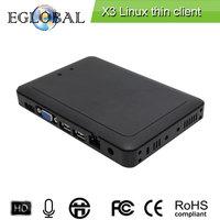 RDP 7.1 HDMI Thin Client Embedded Linux O/S Mini PC Dual Core 1GHz CPU 512MB RAM/Flash Max 1920*1080 Net Computer PC Sharing