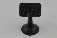 360 degree Rotating mobile stand holder Automobile bracket for iPhone 4/4S 5/5C/5S for Samsung cell mobile phone