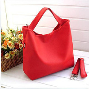 Vintage Celebrity Women PU Leather Shopping Handbag Tote Hobo Purse Bag
