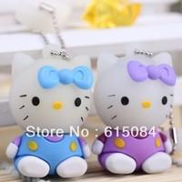 1pcs hello kitty USB flash drive 2 4 8 16 32 64 GB USB flash drive, USB memory drive, flash drive, a free delivery