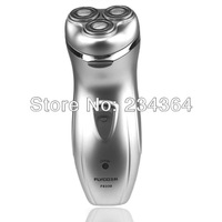 Free shipping rechargeable rotary cutter head Men's razor electric shaver fs330 charge