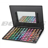 New Pro 88 Colors Matte Eyeshadow Eye Shadow Pigment Palette + Mirror Brush