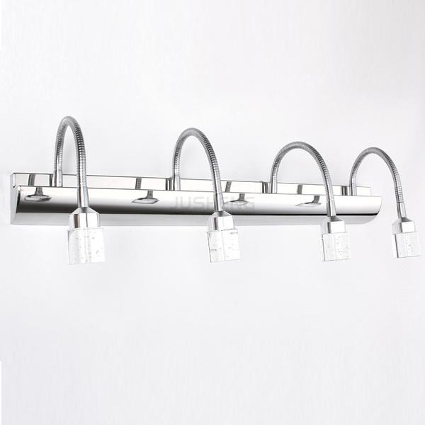 Livraison gratuite led miroir 620mm 12w lumi re pour l for Lumiere pour miroir de salle de bain