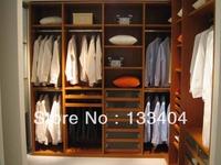 High Quality Solid Wood Closet (AGW-047)